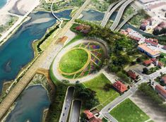 Image result for landscape architecture design competitions