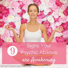 Your psychic abilities can open at any time in your life. Here are 9 ways to know for sure that you are having an awakening. Online Psychic, Life Path Number, Free Psychic, Psychic Development, Psychic Mediums, Life Challenges, Spiritual Awakening, Spiritual Path, Spiritual Gifts