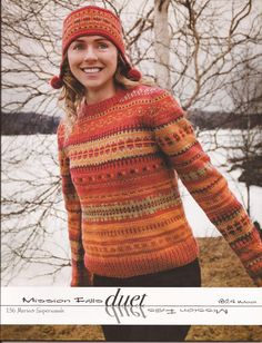 """Mission Falls Duet Knitting Pattern Book with 13 designs for women bust 30""""-50"""" by brokemarys on Etsy"""