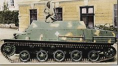 Hungarian Lehel 43M. Ww2 Pictures, Defence Force, Austro Hungarian, War Dogs, Armored Fighting Vehicle, World Of Tanks, Military Equipment, German Army, Armored Vehicles
