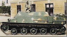 Hungarian Lehel 43M.