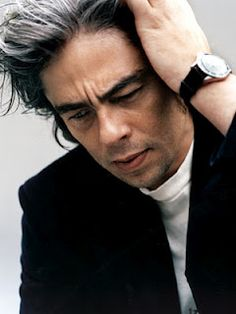 Benicio Del Toro. Quality work, always, some seriously crap movies and roles....