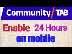 How To Enable & Use The 'Community' Tab On Your YouTube Channel//how to get community tab on youtube - YouTube Youtube Youtube, Enabling, Channel, Community, Places, Lugares