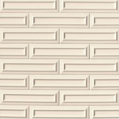 "Costa Allegra 3"" x 12"" Matte Ceramic Pacifico Deco Tile in Timber | Bedrosians Tile & Stone Ceramic Mosaic Tile, Ceramic Subway Tile, Stone Mosaic Tile, Subway Tile Colors, Beveled Subway Tile, Decorative Wall Tiles, Best Floor Tiles, Tile Design, Costa"