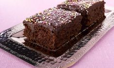 Mokkapalat Resepti | Dr. Oetker I Love Chocolate, Chocolate Cake, Baking And Pastry, Food Hacks, Candy, Desserts, Recipes, Coffee, Halloween