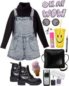 """wow, but f#ck you"" by only-desire ❤ liked on Polyvore"