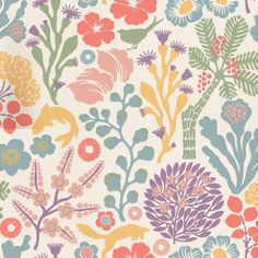 print & pattern: WALLPAPER - hanna werning
