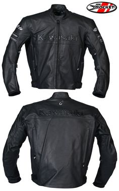 Joe Rocket ZX Kawasaki Leather Jacket : KawiForums.com Kawasaki Forums: Kawasaki motorcycle forums