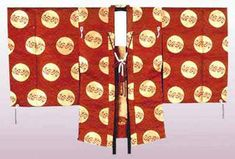 VERY extensive detailing of period Japanese garb. Japanese Costume, Japanese Kimono, Japanese Outfits, Japanese Clothing, Samurai Clothing, Visual Note Taking, Textiles, Japanese Design, Stuffed Toys Patterns