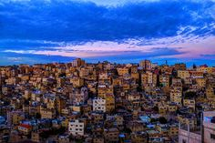 A classical View of Amman   da Mahmood Salam