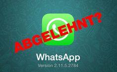 WhatsApp für iOS 7 von Apple abgelehnt - oder doch nicht? - http://apfeleimer.de/2013/11/whatsapp-fuer-ios-7-von-apple-abgelehnt-oder-doch-nicht - Apple lehnt WhatsApp für iOS 7 ab… oder: SO funktioniert das Internet, meine Damen und Herren! Ausgehend von ein paar Tweets von WhatsApp für iPhone Beta Testern – hier ist vor allen Dingen @Andrea Cervoneund@XiOSDevelopersXzu nennen – entstand am gestrigen Abend die Meldung, ...