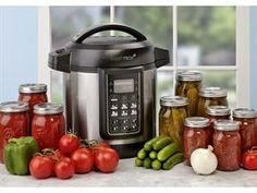 FreshTECH Automatic Home Canning System by Ball® at Cooking.com