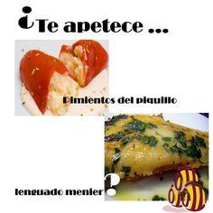 Costumbre 'tipical spanish', tomar una tapa para calmar el apetito. Y hoy tenemos esto: