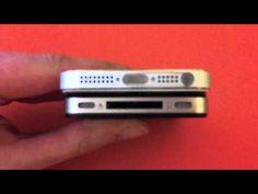 iPhone 4 vs iPhone 5 - Design Vergleich