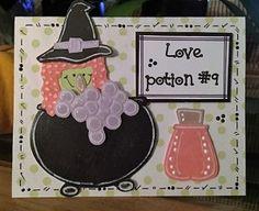 Donna's Love Potion Bubble Bath, L.I. Template #L9421 and #L9339