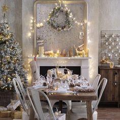 Linda decoração de Natal