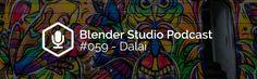 Blender Studio Podcast #059 - Dalai