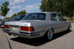 Mercedes Benz W116 450 SEL 6.9 by Henrik S., via Flickr