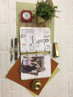 Studio 5 - Using a Paper Planner as a Cute Memory Keeper