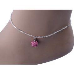 Kadima Swarovski Elements Crystal Disco Ball 10mm Bracelet,Bracelet Length 8.5 Inches,Rose  http://electmejewellery.com/jewelry/anklets/kadima-swarovski-elements-crystal-disco-ball-10mm-braceletbracelet-length-85-inchesrose-ca/