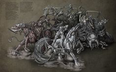 Four_Horsemen_of_Apocalypse_by_bigTaki.jpg (1680×1050)