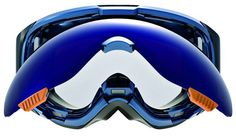 The ski goggles by anon feature the company's 'magna-tech' innovation, letting lenses be easily switched in and out. Snowboard Goggles, Ski Goggles, Ski Gear, Camping Gear, Snowboarding, Skiing, Survival Gadgets, Nose Bones, Outdoor Gadgets