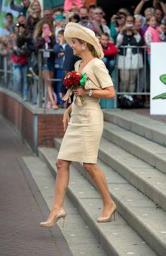 Koningin Máxima bij Ambassadeursdagen Stichting Opkikker | ModekoninginMaxima.nl