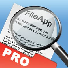 Use this files and documents manager on your iPhone, iPad or iPod Touch to organise your files. Android, Apps, Best Iphone, Ipod Touch, Itunes, Traveling By Yourself, Business, Window, Technology