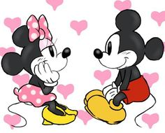 Mickey ~&~ Minnie True ♡