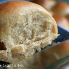 Quick Whole Wheat Rolls| Pretty good, not as quick for me as the instructions said. Worth Trying again.