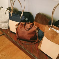 So many good bags in the store right now!