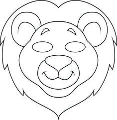 Coloring Pages Animal Masks Fresh Butterfly Mask Printable Uma - Coloring Page Ideas Animal Masks For Kids, Animal Crafts For Kids, Mask For Kids, Animals For Kids, Kids Crafts, Animal Mask Templates, Printable Animal Masks, Animal Face Mask, Animal Faces
