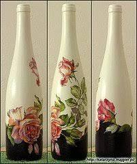 「decoupage em vidro de azeite」の画像検索結果