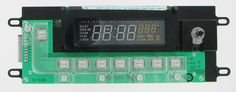 #Kitchenaid / #Whirlpool #31898501 Oven Control Board Repair Service