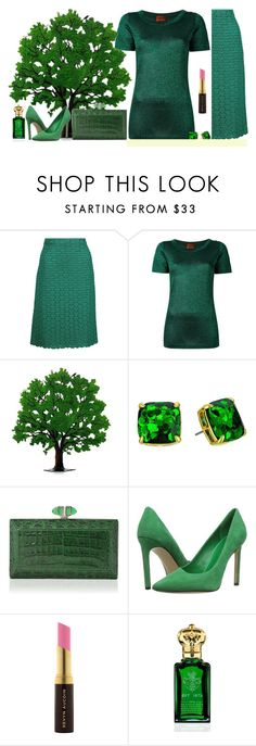 """Grass always regrows"" by ann-kelley14 ❤ liked on Polyvore featuring Missoni, Kate Spade, Judith Leiber, Nine West, Kevyn Aucoin and Clive Christian"