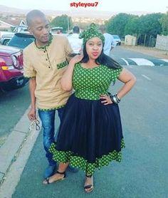 trendy shweshwe styles dresses 2016 2017 - style you 7