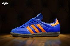 #adidas #sambaOG #boldblue
