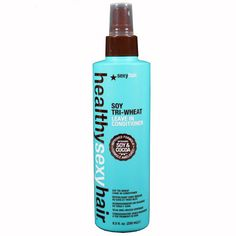Soy Tri-Wheat Leave-In Conditioner.