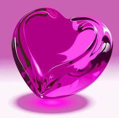 New wall paper love heart hot pink 32 ideas