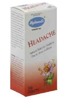 Hylands Headache is