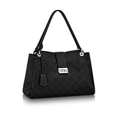 Discover Louis Vuitton Sèvres  The perfect sophisticated tote for non-stop lifestyles. A subtle mix of plain and perforated Mahina calfskin creates a ladylike look, enhanced by a sleek Olympe lock and edge-dyeing. The perfect sophisticated tote for active women.