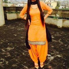 Punjabi suit ❤❤❤