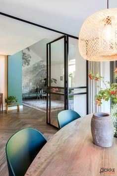 Steel doors / Stahl Tür / Stalen deuren Doors, Mirror, Modern, Frames, Furniture, Design, Home Decor, Trendy Tree, Decoration Home