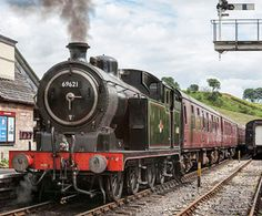 All aboard! Come and enjoy a steam train experience Steam Train Experience, Churnet Valley Railway, Training Day, Days Out, Trains, Tower, Lathe, Towers, Building