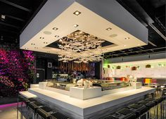 Nuevo local del restaurante CVI.CHE 105 en Miami.