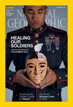 How Art Heals the Wounds of War - I'm looking forward to a career in art therapy. I want to make a difference and help people. I loved this article.