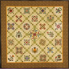 Made by Diana Tatro  Quilted by Loretta Orsborn