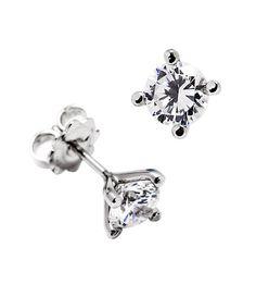 Los pendientes Modelo DUYOS 26 son unos pendientes de diamantes cortos, de bello y cuidado diseño, ideados por el prestigioso diseñador Juan Duyos, como pendiente de novia. También son unas joyas indispensables para cualquier mujer que guste de la alta joyería, al ser pendientes dormilonas de quilate.