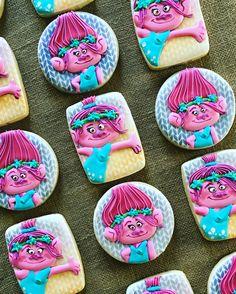 Troll cookies! @tinytudorcookies
