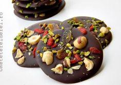 DESERT RAPID CU CIOCOLATA Nutella, Acai Bowl, Biscuit, Panna Cotta, Caramel, Cheesecake, Pudding, Breakfast, Desserts